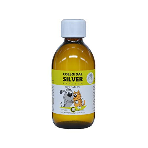 Nature's Greatest Secret - Botella antibacteriana para Mascotas, 250 ml