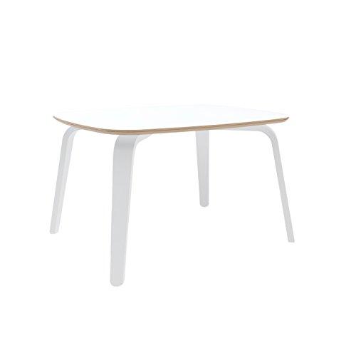 Oeuf Play Table, White