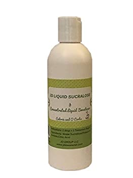 JD Liquid Sucralose 8 fl oz Concentrated Liquid Sweetener