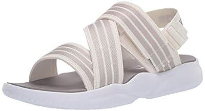 adidas Women's 90S Slide Sandal, White, 5 M US