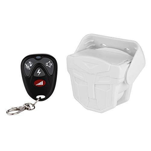 Elviray KS-SF07S Control Remoto Inalámbrico IR Sensor MP3 Timbre de la Puerta Oficina en casa Tienda Bienvenido Alarma Alarma contra Robos Soporte Lema Grabación