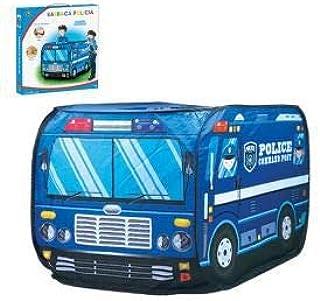 Barraca Infantil Modelo Caminhão De Polícia
