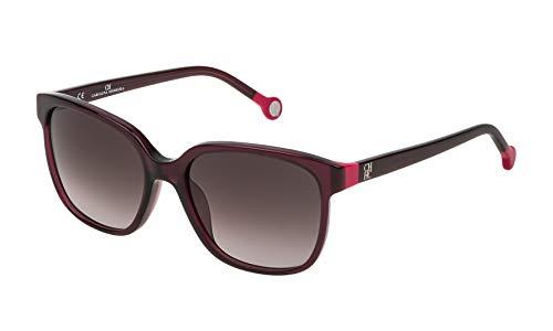 Carolina Herrera SHE687540V01 Gafas de sol Negro 54 para Mujer