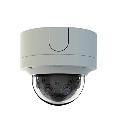 Why Should You Buy PELCO IMM12018-1SUS 12MP 180° Panoramic Surface,PTZ WDR PoE Network Dome Camera ...