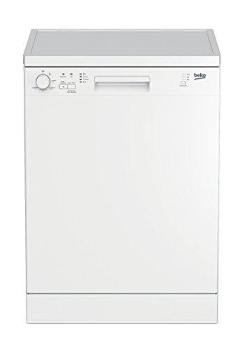 Beko DFN05L11W Geschirrspüler Freistehend / A+ / 85 cm / 295 kWh / Jahr / Weiß