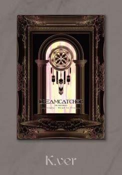 Dreamcatcher [ Dystopia : Road to Utopia ] 6th Mini Album [ K Ver. ] 1ea CD + 64p Photo Book + 1ea Frame Card + 3ea Photo Cards + TRACKING CODE K-POP SEALED