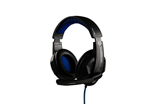 The G-Lab KORP100 Micro-Casque PC Gaming, adulte