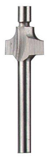 Dremel frees (HSS) (accessoire voor multifunctioneel gereedschap 612 - kwartstaaffrees met kegels 9,5 mm