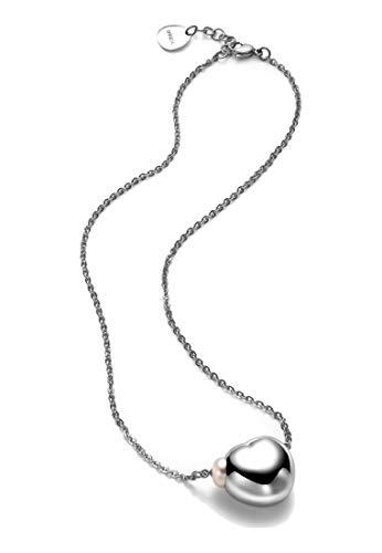 Breil Collana acciaio modello BLOOM per donna