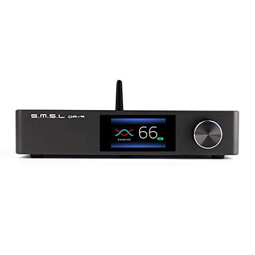 S.M.S.L DA-9 Bluetooth 5.0 NJW1194 Amplificatore di potenza audio ad alta risoluzione