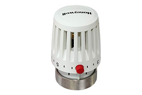 Honeywell Braukmann Thera 100 mit Nullstellung, Thermostatkopf, M40 x 1,5 T1002B4W0