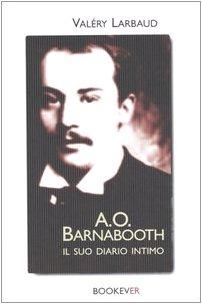 A. O. Barnabooth. Il suo diario intimo