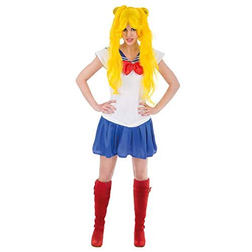 Miss Sailor Ladies Costume Dress per i Fan di Sailor Moon - S