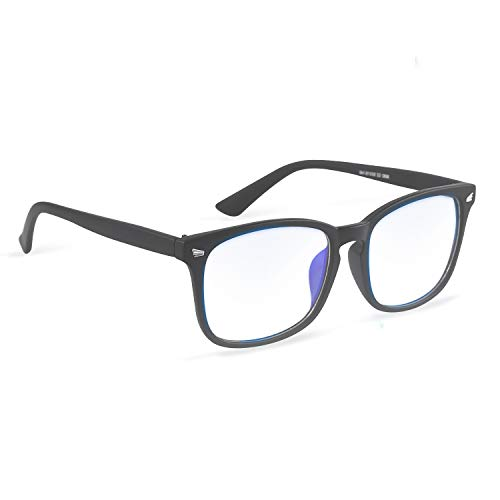 COOLOO Blue Light Blocking Glasses for Anti Headache and Eyes Strain Super Light Weight Computer...