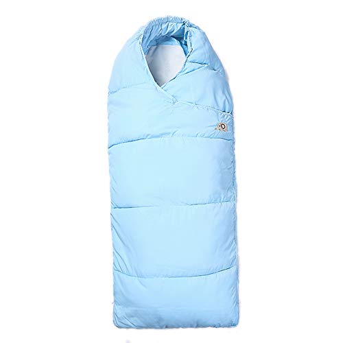 Baby GOUO@ Sac de Couchage Hiver bébé Nouveau-né Sac de Couchage Plus Velours épaissir Garder au Chaud Coton Tenue Quilt Universel Panier Anti-Coups de Couette
