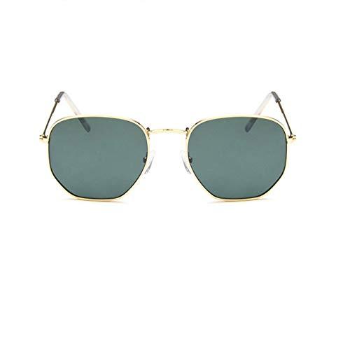 Ba30DEllylelly 3548 Gafas de Sol cuadradas pequeñas Gafas de Sol Retro Gafas de Sol de conducción para Mujer Dama