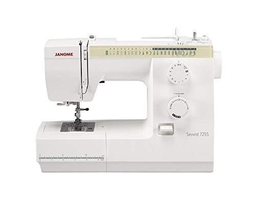 Janome - Máquina de coser Sewist 725S