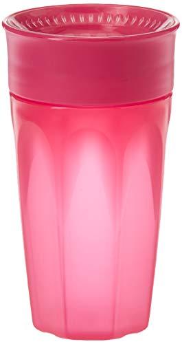 Dr. Brown's Vaso 360 Sin Boquilla Rosa Sin Asas 300 Ml, DRB-TC01039-INTL