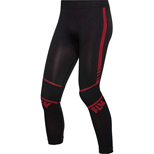 FLM Hose lang, Funktionsunterwäsche Sports Funktionsunterhose Pro 1.0 schwarz XL, Herren, Multipurpose, Ganzjährig, Textil