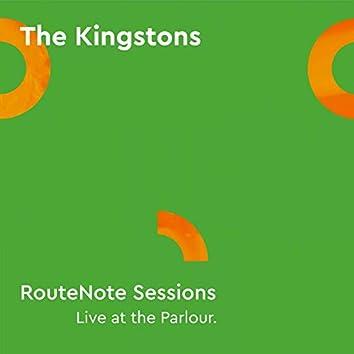 Love Sucks (RouteNote Sessions | Live at the Parlour)