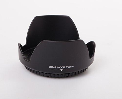 vhbw parasole luce diffusa schermo 72mm per fotocamera obiettivo Sony E 18-105 mm F4 G OSS PZ (SEL-P18105G)