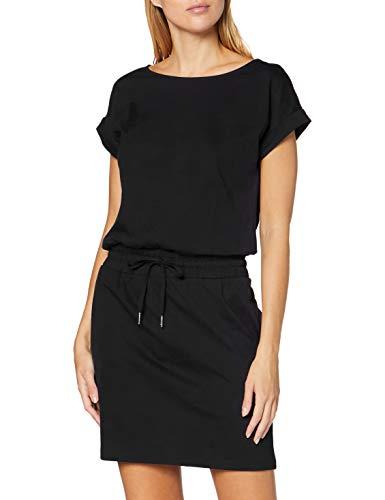 Esprit Damen 040EE1E332 Kleid, 001/BLACK, S