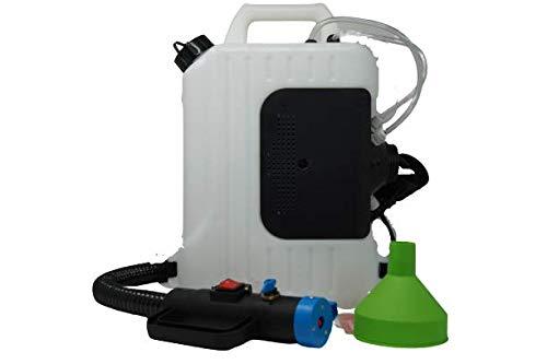 Kobold ULV Fogger Mist pulverizador desinfectante distribución 10L estilo mochila