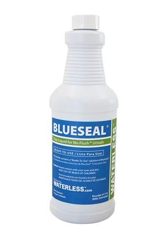 Blueseal 4 Quarte Urinal Trap New life Liquid Phoenix Mall Seal of Set