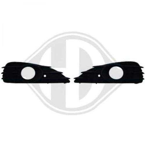 Diederichs - Parrilla Izq. Parachoques Astra H- 04 11- Para Antinieblas- Solo Gtc 3 Puertas