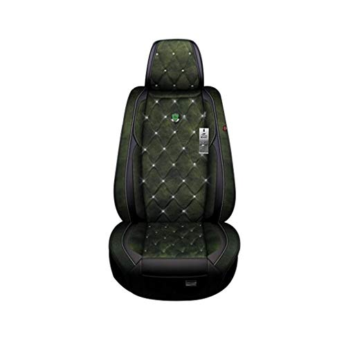 SZ JIAOJIAO voor autostoel volledige set - Auto voor- en achterbank-beschermhoezen compatibel met Volvo XC40, XC60, XC70, XC90, S40, S60, S80, S90, V40, V60, V70, V90,7,XC70
