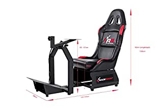 RaceRoom RR3055 Racing Cockpit - Racing Simulator -Game Seat - Play Seat (B006BZ6KJS) | Amazon price tracker / tracking, Amazon price history charts, Amazon price watches, Amazon price drop alerts