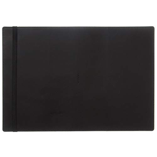 ラコニック 手帳カバー A5 差込み式 黒 LDC12-160BK