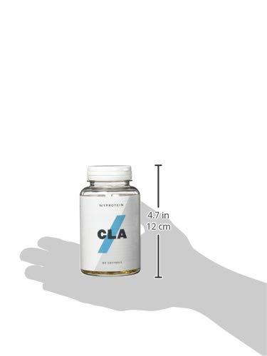 Myprotein CLA 1000 mg- 60 Gelcaps, 1er Pack (1 x 60 g) - 4