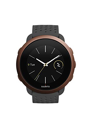 Amazing Deal Suunto 3 2020 Edition Fitness Multi Sport Watch with Adaptive Training Guidance (Slate ...