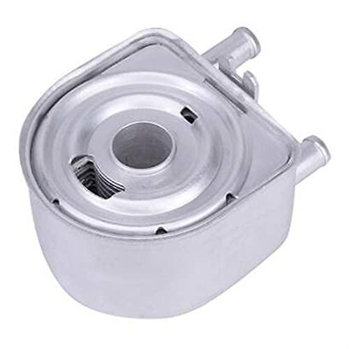 MAIOPA Práctico Enfriador de Aceite del Motor 1103.H4 para C5 Xsara Relay 206 306 2.0 2.2 HDI 1103N1 1103.N1 Accesorio