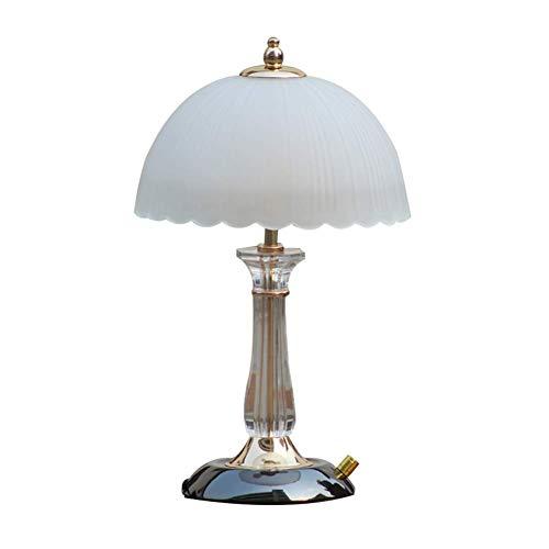 Lámpara de Mesa de Iluminación Decorativa Interior Lámpara de mesa, escritorio regulable Mesilla de noche retro decorativo de la lámpara de luz de lámpara de noche, lámparas de mesa for el dormitorio,