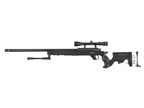 Well MB05 / L96 Upgrade Airsoft Sniper Rifle, mit Metall Internals -Roedale Deluxe Edition- < 0,5 J.