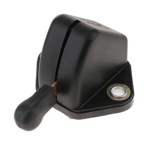 Z&LEI Aislador de batería sin Llave de 12V - 24V Cortar el Interruptor Auto/Car/Marino/Barco
