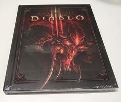 Diablo 3 Artbook - Die Kunst von Diablo (Kunstbuch)
