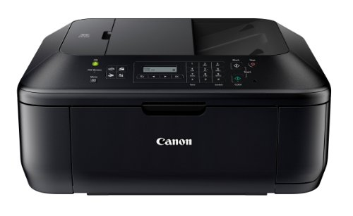 Canon PIXMA MX395 All-in-One Multifunktionsgerät USB (Drucker, Scanner, Kopierer und Fax) schwarz