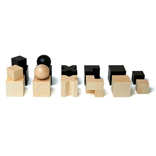 Naef Spiele - Bauhaus Schachfiguren