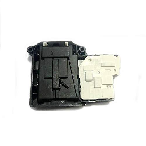 Accesorio Lavadora Reemplazo del Interruptor Tiempo de retardo de Bloqueo de la Puerta Compatible con LG Lavadora de Piezas EBF61315801 Accesorios para electrodomésticos