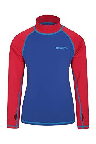Mountain Warehouse Camiseta térmica para niños - Camiseta térmica con protección UV,...