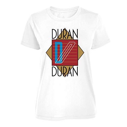 Official Women's Duran Duran Ragged Tiger T-shirt, S to XXL