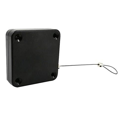 LOVIVER Cierrapuertas con Sensor Automático Sin Perforaciones para Puertas de Oficina en Casa