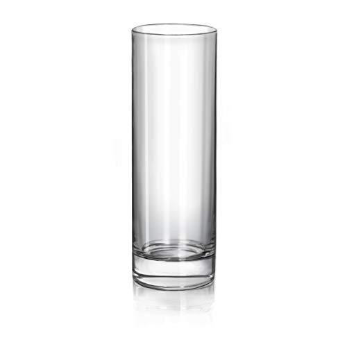 Sixby Longdrink - Wasser - Ouzo Gläser 22cl Classic (6 Stück)