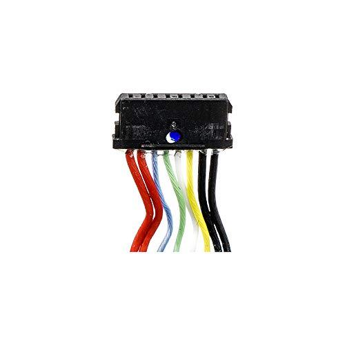 CS-LVT720NB Batería para portátil 6200mAh Compatible con [Lenovo] IdeaPad 720s, IdeaPad 720S-13, Ideapad 720S-13ARR, Ideapad 720S-13IKB, IdeaPad 720s-13IKB (81A8), IdeaPad 720s-13IKB (81A80093GE), ID