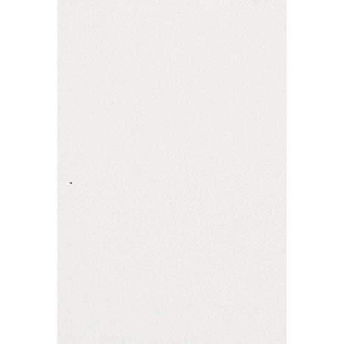 Amscan 57115-08 - Tischdecke weiß, Größe 137 x 274 cm, aus Papier, für Weihnachten, Silvester, Hochzeit, Taufe