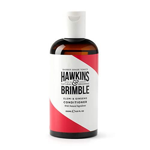 Hawkins & Brimble Hair Conditioner for Men 250ml / 8.5 fl oz. – Moisturizers Smooths Frizz Moisturise