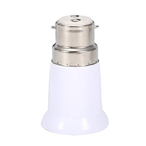 Blantye B22 a E27 Presa luce Convertitore adattatore Base lampadina per uso domestico